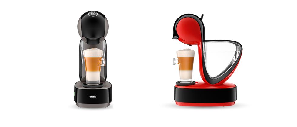 unendlicher kaffeegenuss mit der neuen dolce gusto infinissima von de longhi im infinity look. Black Bedroom Furniture Sets. Home Design Ideas