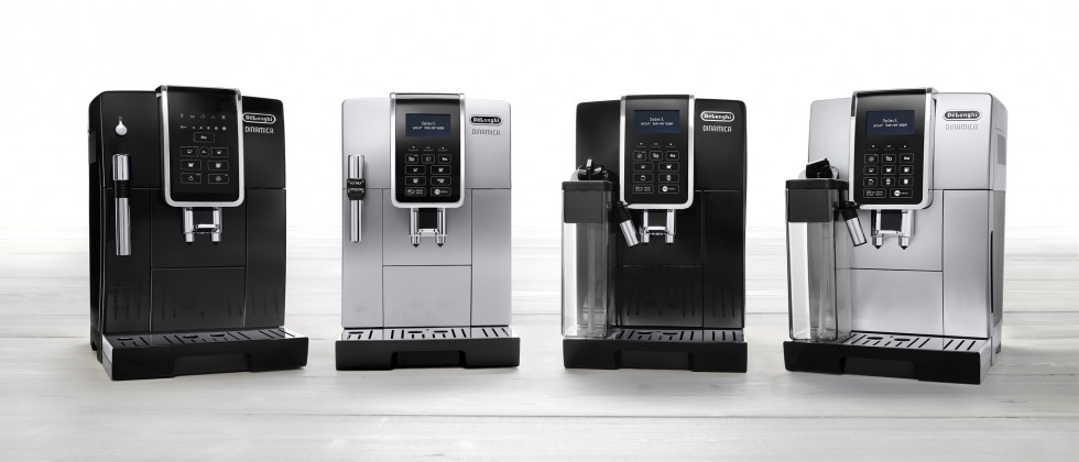 Perfectly Yours Von Delonghi Neuer Kaffeevollautomat Dinamica