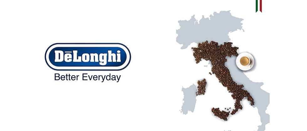 De'Longhi feiert Italienwochen