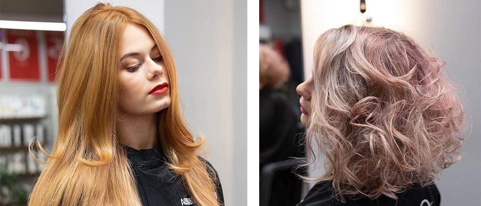 Neues Jahr, neuer Look?! – im Friseursalon FRANCESCO BARBA Cut & Color erhält jeder seinen ganz individuellen Look.