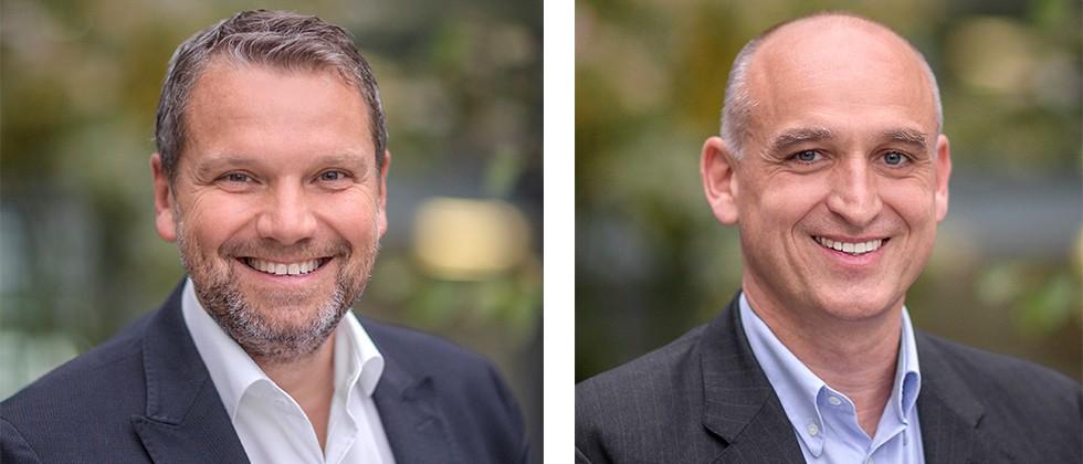 Neues Gesellschafterduo bei der NOBILIS GROUP: Udo Heuser (CEO) und Dr. Joachim Henseler (CFO)