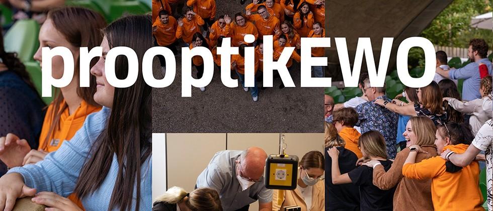 pro optik startet Einführungswoche #prooptikEWO