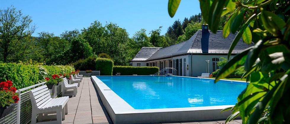 Staatsbad Schlangenbad zieht ordentliche Bilanz der Freibadsaison.