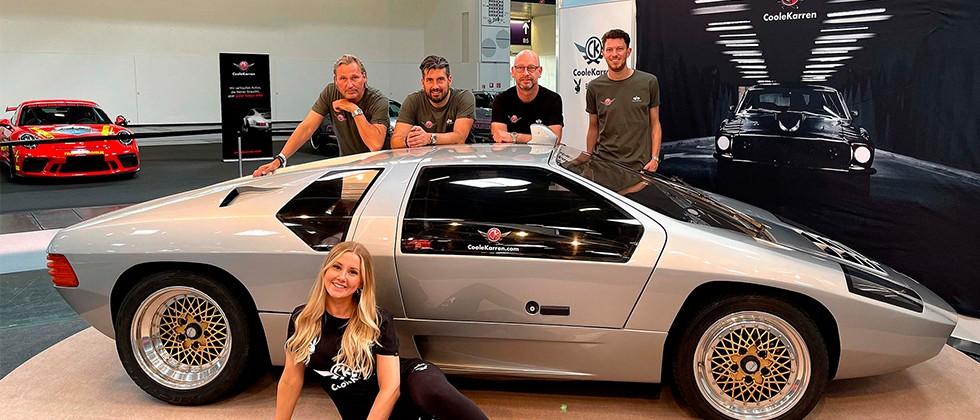 Erfolgreiche Messe für das Team von CooleKarren.com auf der IAA Mobility in München.