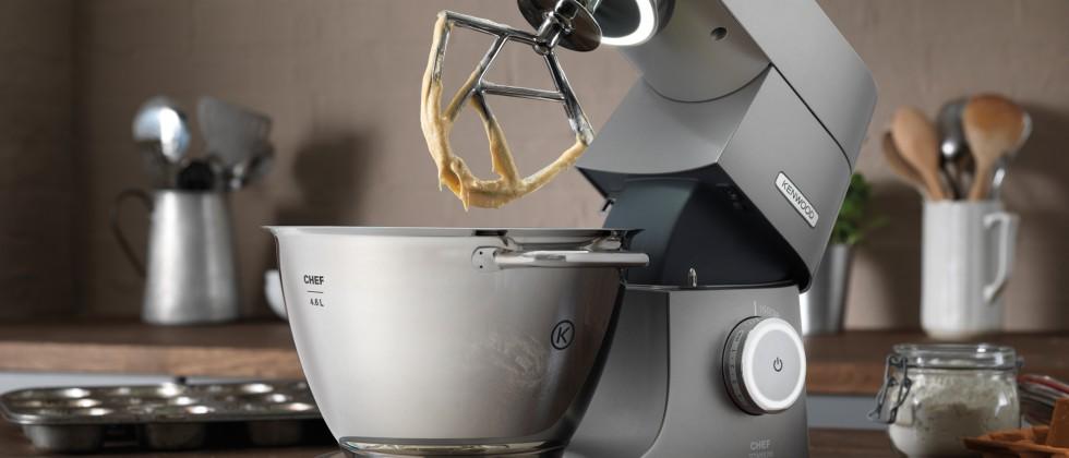 ästhetisch Vielseitig Und Einfach Stark Die Neue Küchenmaschine