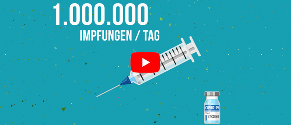 (Foto: NavaTec) Mit dem ImpfPlaner 4.0 kann die tägliche Impfkapazität von 170.000 auf 1 Mio. erhöht werden.
