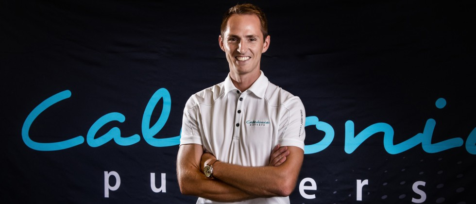 Director Sales & Marketing von Caledonia Putters, Robbie Sowden