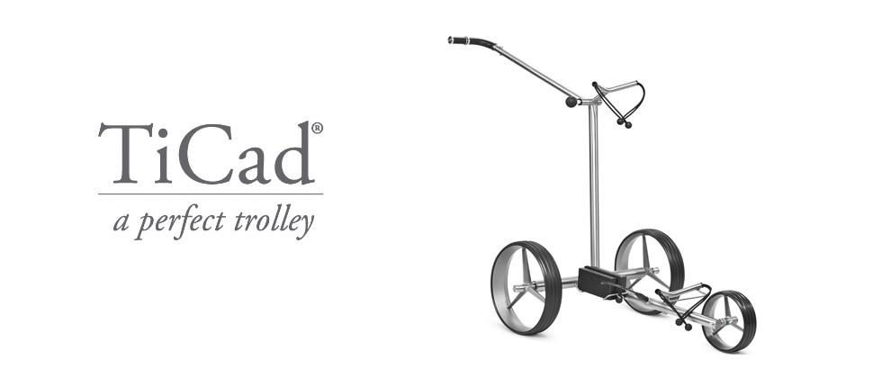 Der TiCad Liberty Elektrotrolley