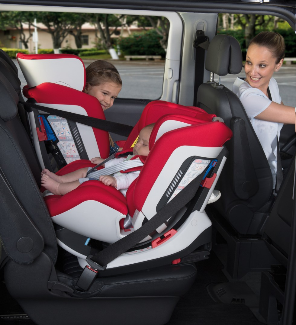 Chicco  Grow Up Baby Car Seat