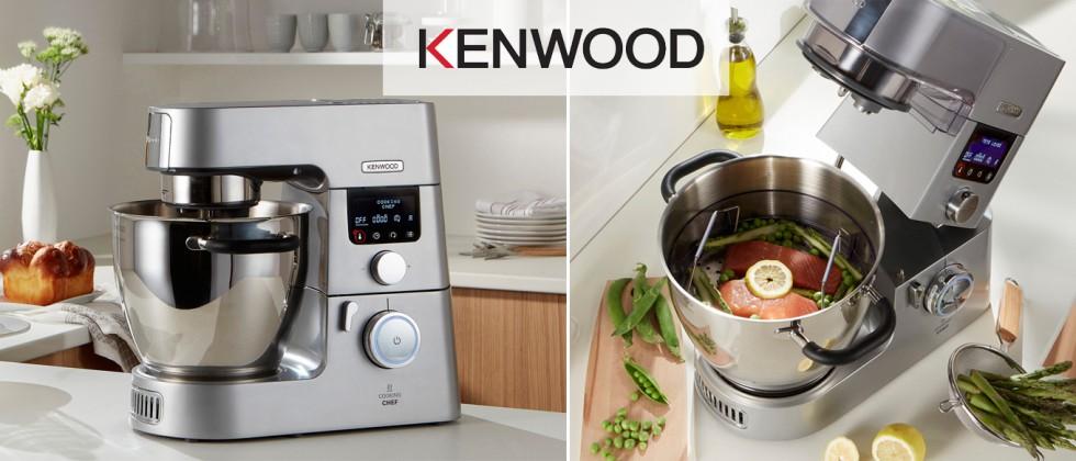 Die neue Cooking Chef Gourmet von Kenwood: Der Küchenhelfer für ...