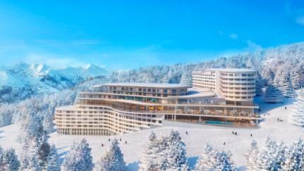 Neueröffnung im Dezember 2018 – Club Med Les Arcs Panorama