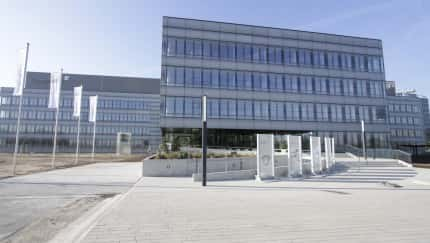 Das neue Clariant Innovation Center in Frankfurt am Main.