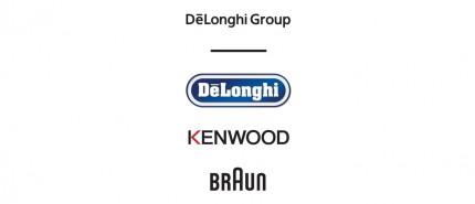 Das Logo der De'Longhi Group