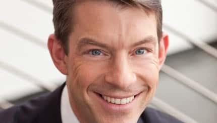 Dr. Andreas Muschter, Vorstandsvorsitzender der Commerz Real AG, blickt auf ein erfolgreiches Jahr 2014 des Unternehmens zurück.