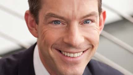 Dr. Andreas Muschter, CEO of Commerz Real AG