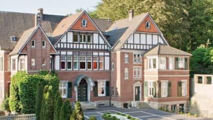Der Firmensitz der Ferox Immobiliengruppe in Wuppertal.