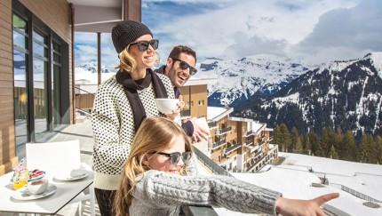 Mit Club Med erleben Familien den perfekten Familienurlaub inmitten der Französischen Alpen.