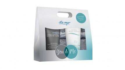 Das neue You & Me Duschgel-Set von La mer