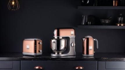 Die kMix Limited Edition erstrahlt im eleganten Roségold