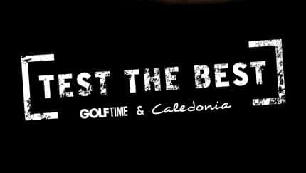 "Key Visual der Caledonia Testaktion ""Test the Best"""