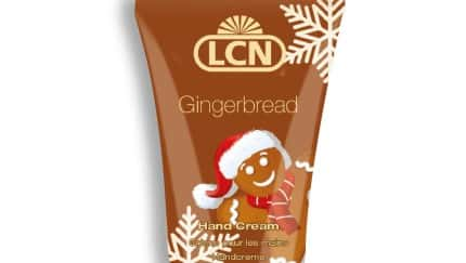 (FOTO: LCN) Gingerbread Hand Cream