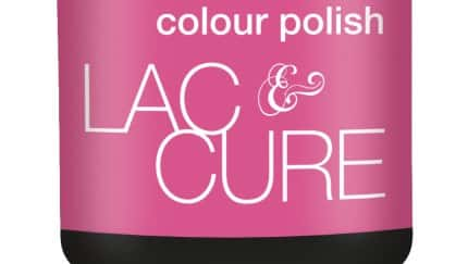 "(FOTO: LCN) Lac&Cure Colour Polish ""candyland queen"""