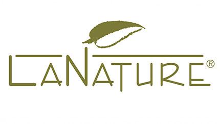 Das Logo von LaNatur