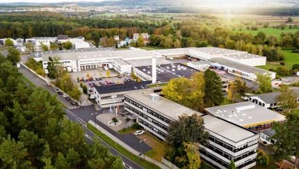 (Foto: Kopp) Am Hauptstandort in Kahl am Main beschäftigt Kopp rund 300 Mitarbeiterinnen und Mitarbeiter.