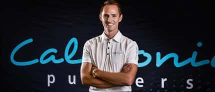 Robbie Sowden, Director Sales & Marketing von Caledonia Putters