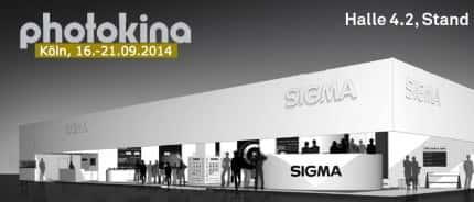 SIGMA Photokina 2014