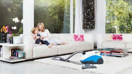 Der THOMAS perfect air allergy pure lässt sich kinderleicht reinigen und ist somit im Handumdrehen wieder einsatzbereit
