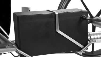 Das neue TiCad Safety-Kit für den Elektrotrolley