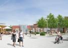 So werden die Bauabschnitte 2 und 3 am Bahnhof Kaltenkirchen nach Fertigstellung aussehen.