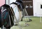 Im Caledonia Putting Performance Center in Hirschberg können sich Golfersportler und Golfinteressierte über die Welt des Puttens informieren.