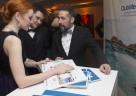 Am Stand von Club Med ließ sich Barbara Meier inspirieren