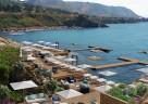 Beach Club mit direktem Meerzugang im Club Med Cefalù