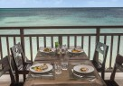 """Dining with a view"" in den Restaurants des Club Med Les Boucaniers auf Martinique."