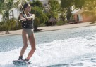 Wakeboarden in der größten Sportschule der Welt im Club Med Les Boucaniers auf Martinique.