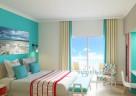 Zimmer in neuem modernen Design im Club Med Turquoise auf den Turks & Caicosinseln