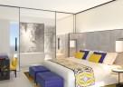 Stilvolle Zimmer erwarten die Gäste im Club Med Magna Marbella ab August 2019.