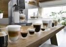 Mit der De'Longhi Dinamica kann eine riesige Auswahl an Kaffeespezialitäten kreiert werden