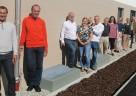 """(Foto: InnZeit) Ende August wurde das Gebäude für sozialtherapeutisches Wohnen unter dem Dach von """"Sägmühle INNklusiv"""" eingeweiht."""