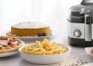 Mit der MultiFry von De'Longhi sind der Kreativität in der Küche keine Grenzen gesetzt.