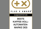 """De'Longhi gewinnt den Plus X Award in der Kategorie """"Beste Kaffeevollautomaten-Marke des Jahres 2017"""""""
