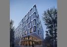 (Foto: Eike Becker) Die Baugenehmigung für das Bürogebäude ACHT UND EINS wurde erteilt.