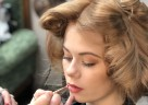 Das passende Make-up gehört im Cut & Color zum Umstyling dazu.
