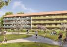 (Foto: InnZeit/Brainstormdesign) Mit der Kombination von nach EOF gefördertem, bezahlbarem Wohnraum und betreutem Wohnen bietet die InnZeit Bau GmbH ein innovatives Konzept am Markt.