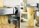 Die Kenwood Pastawalze mit vier verschiedenen Schneidaufsätzen lässt Pastaträume wahr werden