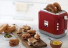 Mit dem Kenwood kMix Toaster lassen sich die Lieblingssnacks im gewünschten Bräunungsgrad rösten
