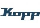 (Foto: Kopp) Das Logo von Kopp